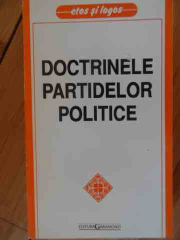 DOCTRINELE PARTIDELOR POLITICE                                                            ...