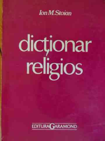 dictionar religios                                                                                   ion stoian