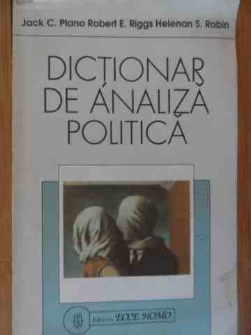 DICTIONAR DE ANALIZA POLITICA                                                             ...