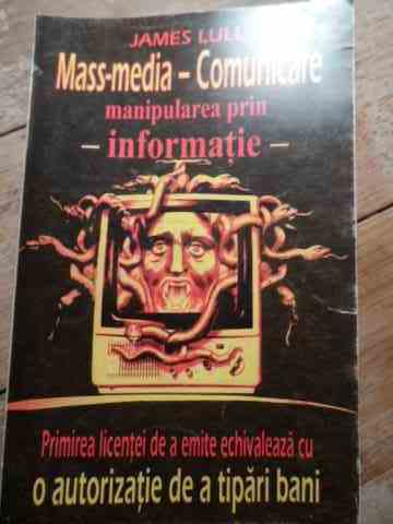 mass-media,comunicare,cultura                                                                        jameas lull
