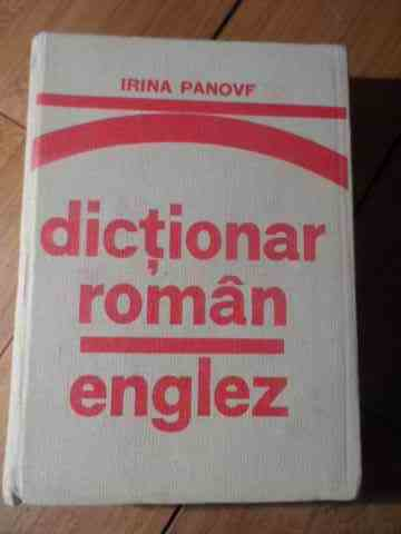 DICTIONAR ROMAN-ENGLEZ                                                                    ...