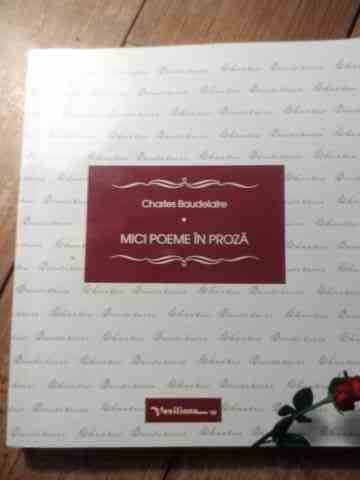 mici poeme in proza                                                                                  charles baudelaire