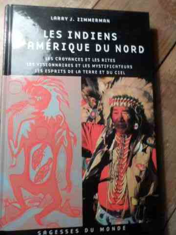 les indies damerique du nord                                                                         larry j. zimmerman