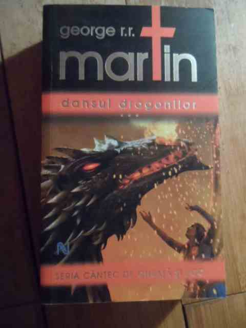dansul dragonilor vol. 1-3                                                                           george r. r. martin