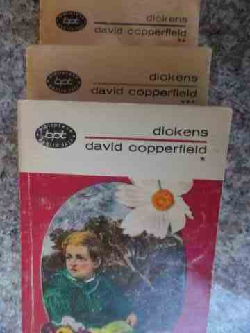 DAVID COPPERFIELD VOL.1-3                                                                 ...