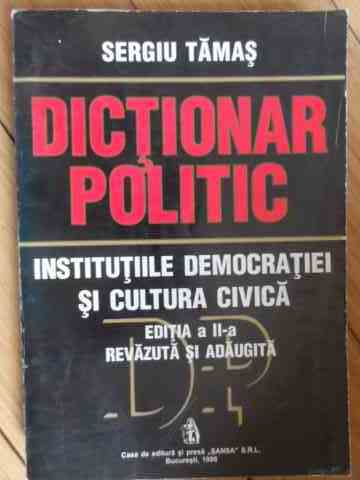 DICTIONAR POLITIC                                                                         ...