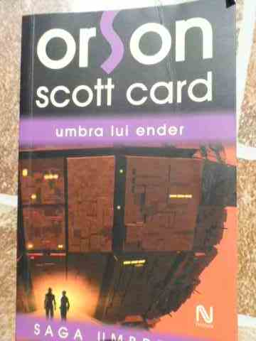 umbra lui ender                                                                                      orson scott card
