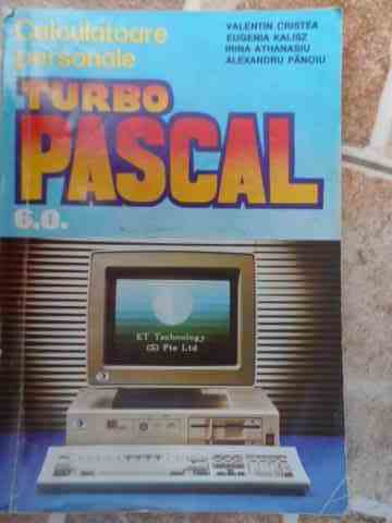 calculatoare personale turbo pascal 6.0                                                              colaboratori