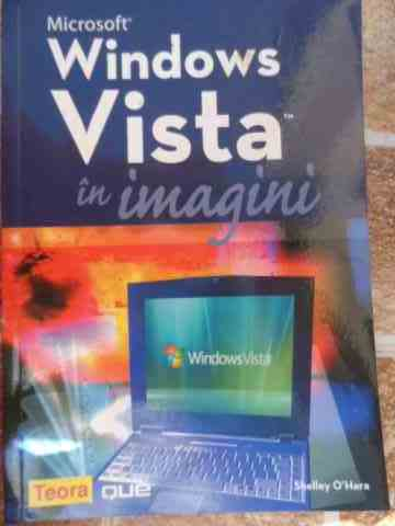 windows vista in imagini                                                                             s. o'hara
