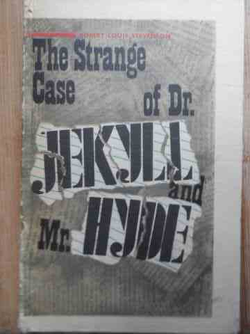 THE STRANGE CASE OF DR. JEKYLL AND MR. HYDE                                               ...