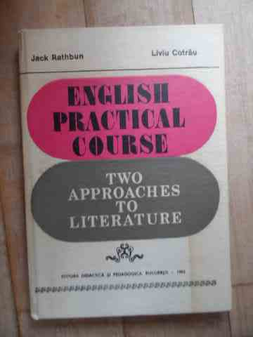 ENGLISH PRACTICAL COURSE TWO APPROACHES TO LITERATURE                                     ...