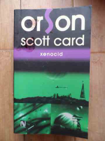 xenocid                                                                                              orson scott card