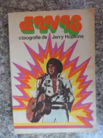 elvis o biografie (uzata)                                                                            jerry hopkins