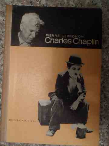charles chaplin                                                                                      pierre leprohon