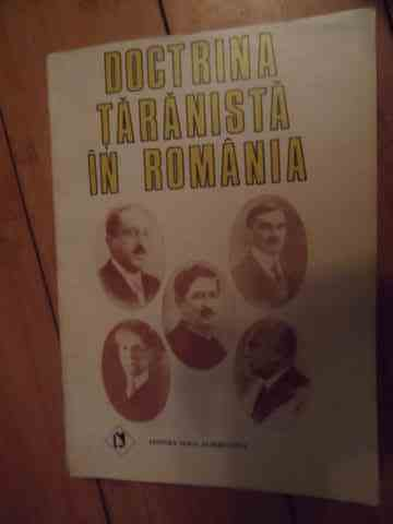 DOCTRINA TARANISTA IN ROMANIA                                                             ...