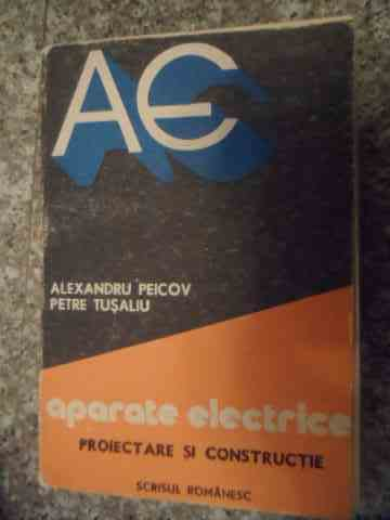 aparate electrice                                                                                    colectiv