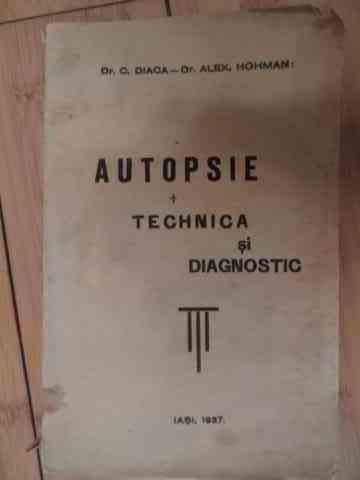 AUTOPSIE TECHNICA SI DIAGNOSTIC                                                           ...