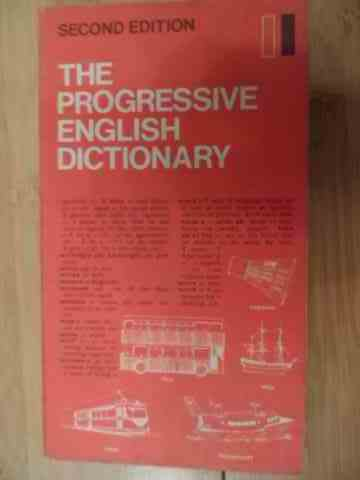 the progressive english dictionary                                                                   colectiv
