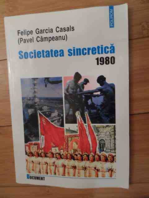 SOCIETATEA SINCRETICA 1980                                                                ...