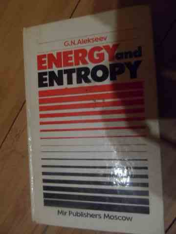 ENERGY AND ENTROPY                                                                        ...