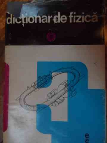 dictionar de fizica                                                                                  ion dima