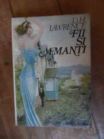 fii si amanti                                                                                        d. h. lawrence