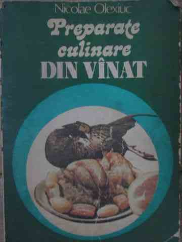 PREPARATE CULINARE DIN VINAT                                                              ...