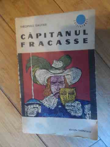 capitanul fracasse                                                                                   theophille gautier