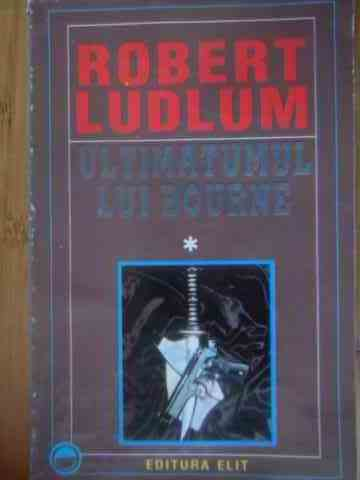 ultimatumul lui bourne vol.1                                                                         robert ludlum