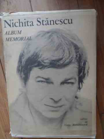 ALBUM MEMORIAL NICHITA STANESCU                                                           ...