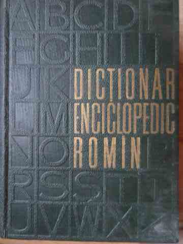 dictiomar enciclopedic roman vol.1                                                                   colectiv