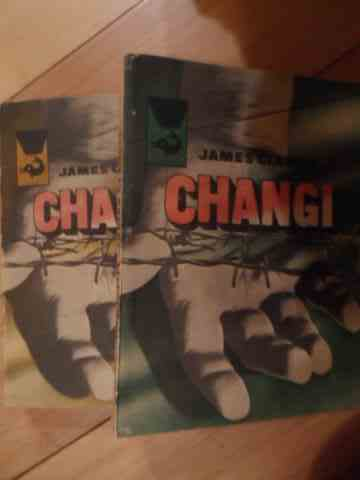 changi vol.1-2                                                                                       james clavell