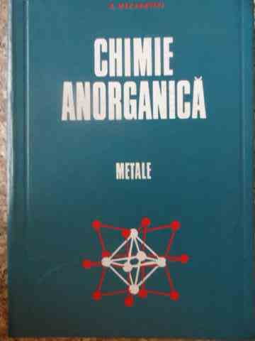 CHIMIE ANORGANICA METALE                                                                  ...