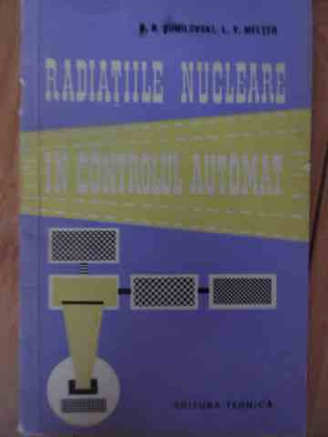 radiatiile nucleare in controlul automat                                                             n. n. sumilovski     l. v. melter