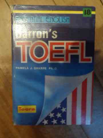 how to prepare for the toefl, test of english as a foreign language                                  pamela j. sharpe