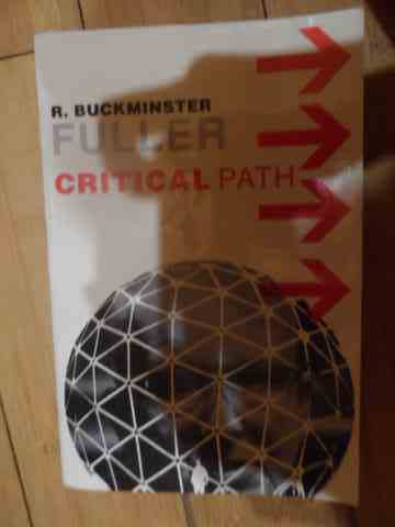 critical path                                                                                        r. buckminster