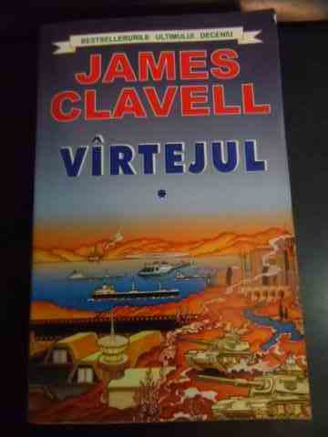 virtejul- vol i                                                                                      james clavel