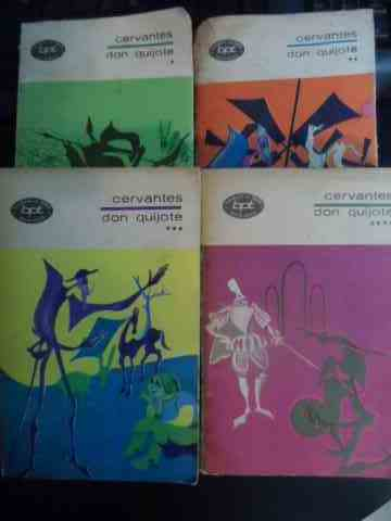 DON QUIJOTE VOL.1-4                                                                       ...