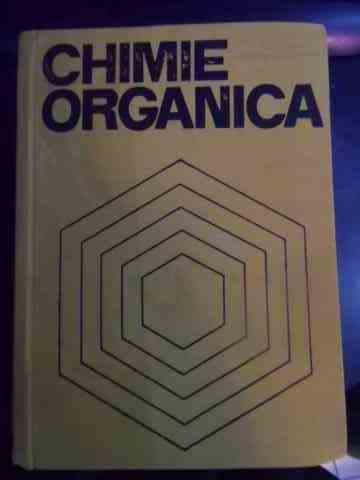 chimie organica                                                                                      james b. hendrickson, donald j. cram, george s. hammond