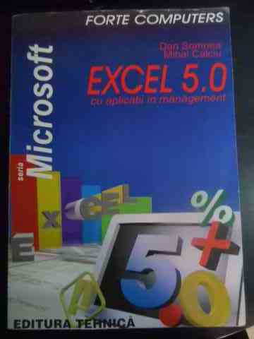 EXCEL 5.0 CU APLICATII IN MANAGEMENT                                                      ...