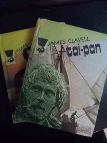 tai-pan                                                                                              james clavell