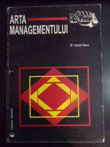 ARTA MANAGEMENTULUI                                                                                  W.DAVID REES