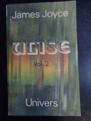 ulise vol.2                                                                                          james joyce