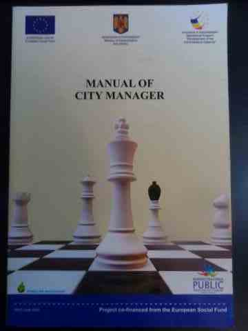 manual of city manager                                                                               colectiv