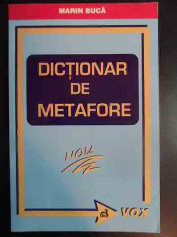 Dictionar de metafore                                                                     ...