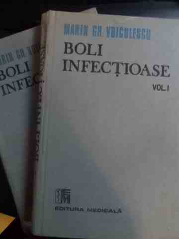 boli infectioase vol.1-2                                                                             marin gh. voiculescu