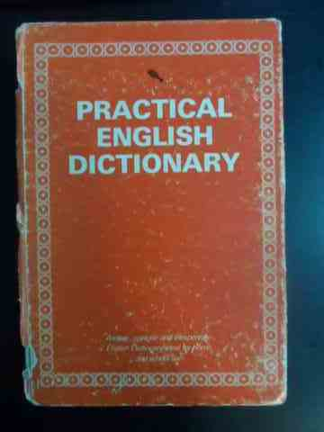 practical english dictionary                                                                         necunoscut