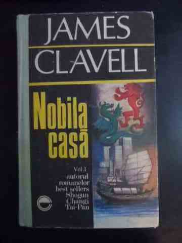 nobila casa vol i                                                                                    james clavell