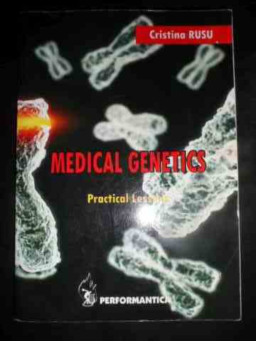 Medical genetics - practical lessons                                                      ...