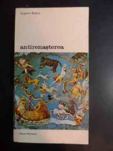 antirenasterea 343 vol.2                                                                             eugenio battisti